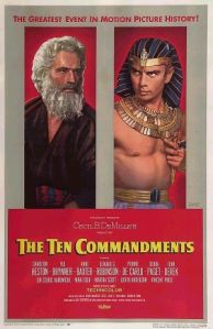 Ten Commandments '56