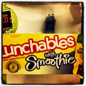 Lunchable w Cookie