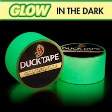 Glow in the dark duct tape (facebook.com)